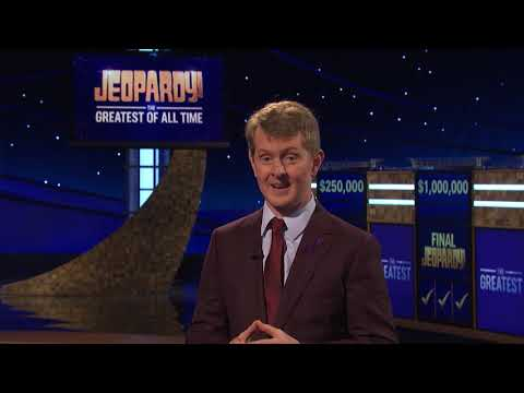 Post-Match 4 Interview - Jeopardy! The Greatest of All Time