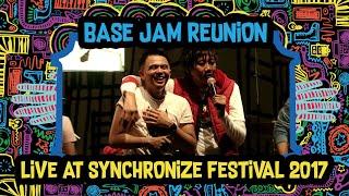 Video Base Jam Reunion live at SynchronizeFest - 8 Oktober 2017 MP3, 3GP, MP4, WEBM, AVI, FLV Juni 2018