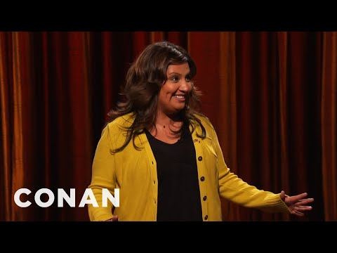 Cristela Alonzo Stand-Up 07/16/12 - CONAN on TBS