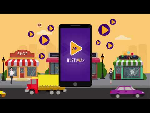 InstaAdd Advertising/Media Platform Pitch - by ooyoon.