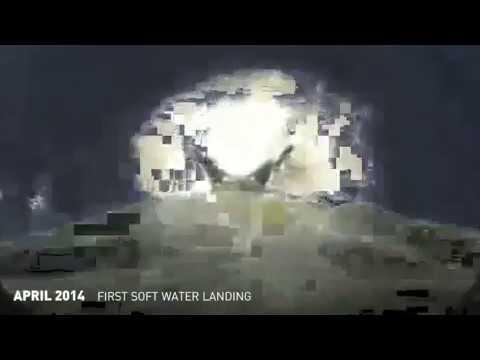 Неудачные посадки ракет SpaceX в одном ролике от Илона Маска