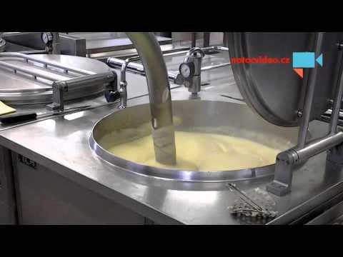 Příprava bramborové kaše