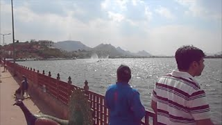 Ajmer India  city images : Ana Sagar Lake, Ajmer, Rajasthan, India