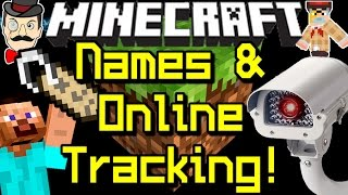 Minecraft News FULL NAME CHANGE DETAILS&TRACKING of Online Players!