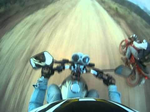 Viagem de moto a Lizarda