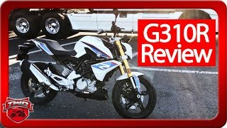 2. 2018 BMW G310R Review