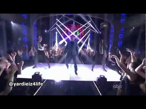 Chris Brown   Turn Up The Music (Dancing With The Stars Live) [2012].wmv (видео)
