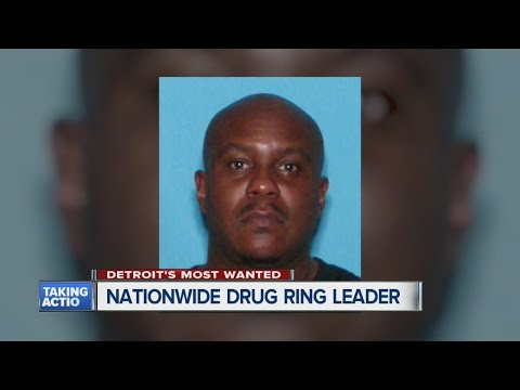 Detroit's Most Wanted: Dwayne Richards, using the rap game to cover a nationwide drug ring