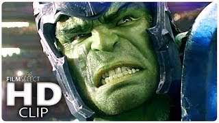 Video THOR RAGNAROK: Hulk vs Thor Clip (Español) 2017 MP3, 3GP, MP4, WEBM, AVI, FLV Oktober 2017