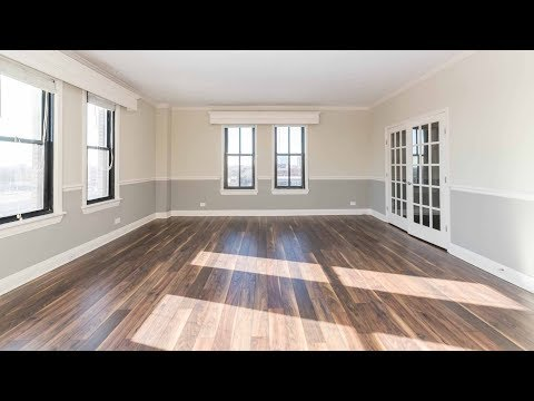 A Lincoln Park 1-bedroom, 1 ½ bath at the landmark Belden-Stratford