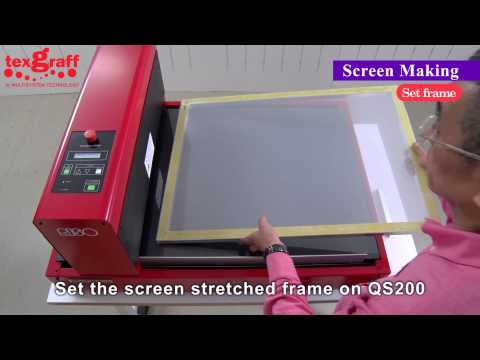 Video Digital Screen Making for T shirt, T-Shirt screen printing and easy registration download in MP3, 3GP, MP4, WEBM, AVI, FLV January 2017