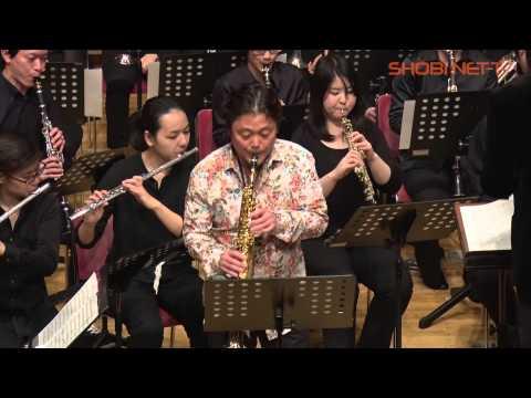 マルサの女【吹奏楽版】/ 本多俊之作曲、中村均一編曲