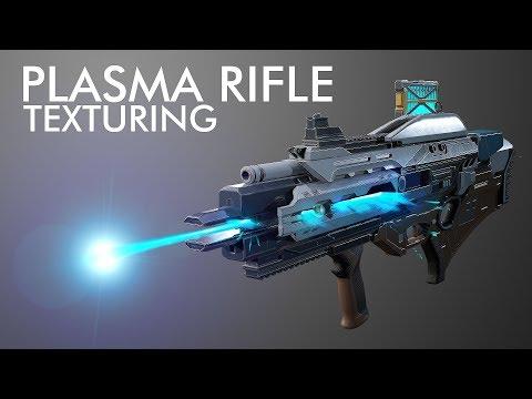 Devblog 7 – Pantropy Texturing | Plasma Rifle