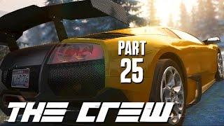 The Crew Walkthrough Part 25 - LAMBORGHINI (FULL GAME) Let's Play Gameplay