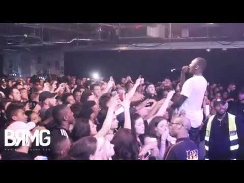 STORMZY LONDON SHOW | FT. CHIP, FEKKY, LETHAL B, YUNGEN, BONKAZ, SECTION BOYZ @BlueReignMG @Stormzy1