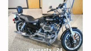 5. 2010 Harley-Davidson Sportster 1200 Low - Features and Specification