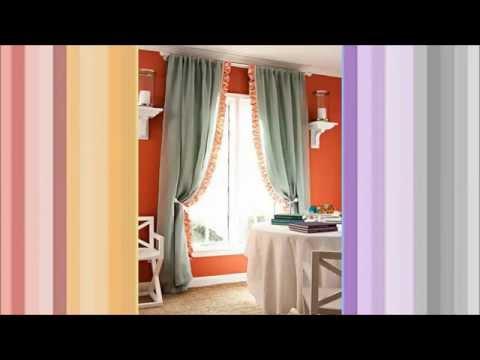 cortinas modernas - Descubre alguna ideas de cortinas modernas, las cuales juegan un papel muy importante de cualquier espacio de nuestro hogar. Dependiendo del estilo de decora...