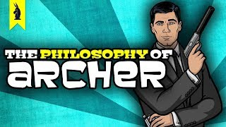 Video The Philosophy of Archer – Wisecrack Edition MP3, 3GP, MP4, WEBM, AVI, FLV April 2018