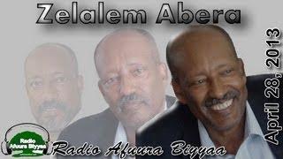 April 28, 2013 RAB - Zelalem Abera (interview)