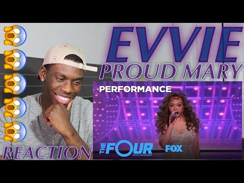"Evvie McKinney Performs ""Proud Mary"" 