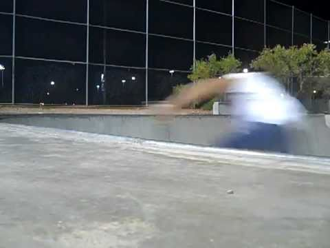 Night session at Buffalo Pro Park.