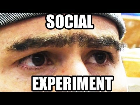 Unibrow Discrimination - Social Experiment