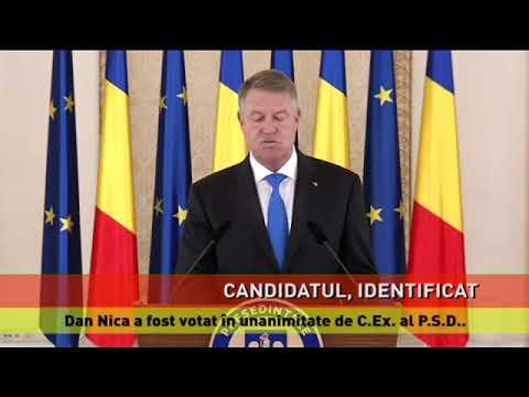 Dan Nica, propunerea PSD pentru comisar european