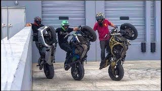 Video ULTIMATE Motorcycle FAIL & WIN Compilation 2018 Funny Videos MP3, 3GP, MP4, WEBM, AVI, FLV Mei 2019