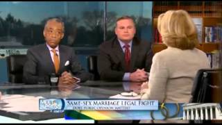 Brian Brown Defends Marriage on Meet the Press