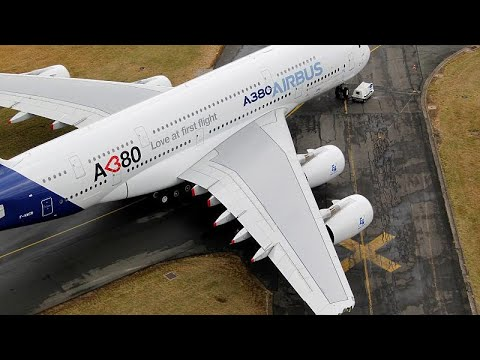 Airbus: Τέλος στην παραγωγή των A380 superjumbo