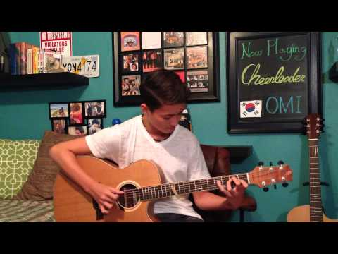 Cheerleader - OMI - Fingerstyle Guitar Cover