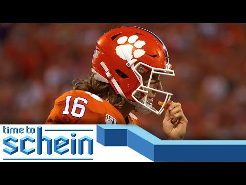 Video: Clemson is fully equipped to DOMINATE | Time to Schein