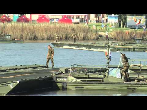 Ballade au bord de l'Escaut pour le Pont de la Paix  Anvers 03-10-2014