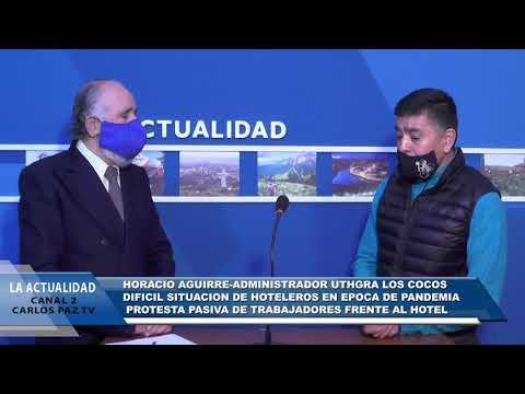 NOTA AL ADMINISTRADOR AGUIRRE: EL UTHGRA PIDE QUE HABILITEN EL TURISMO