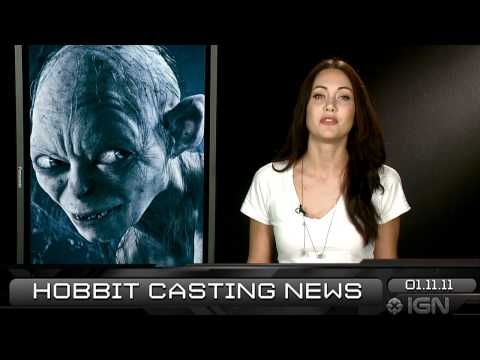 preview-The Hobbit Movie Cast Details & iPhone 4 on Verizon - IGN Daily Fix, 1.11 (IGN)