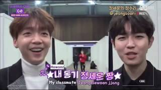 [ENG SUB] Wanna One Go Ep. 6 - Jeong Sewoon / Howons cut