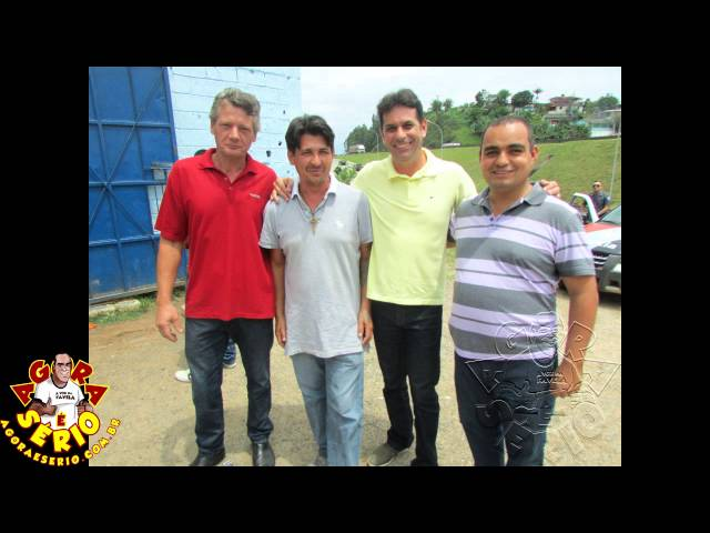 Luiz do Barnabés aguarda ansioso o amigo Jairo para trabalhar juntos ano que vem...