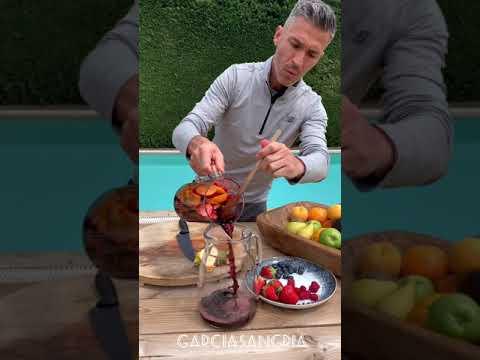 Luis Garcia Sangria recipe