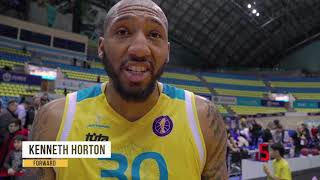 Hightlits of the match VTB United league: «Astana» — «Kalev»