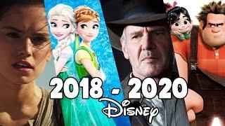 Upcoming Walt Disney Movies 2018 2020 Frozen 2 Star