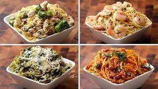 4 Pilihan Menu Spaghetti Yang Lezat & Menggiurkan