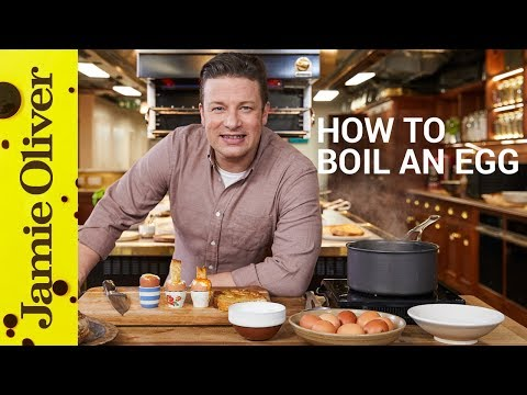 How to Boil an Egg! 🥚  | Jamie Oliver