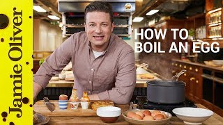 How to Boil an Egg! 🥚  | Jamie Oliver by Jamie Oliver