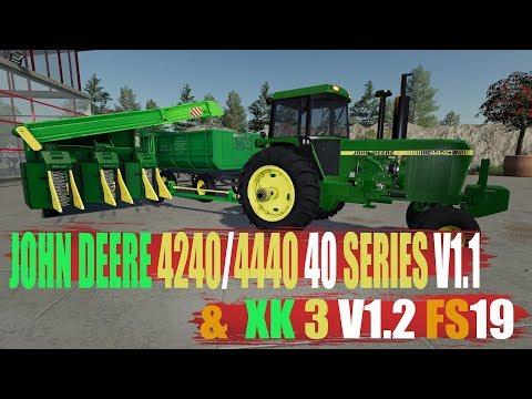 JOHN DEERE 4240/4440 40 SERIES v1.1