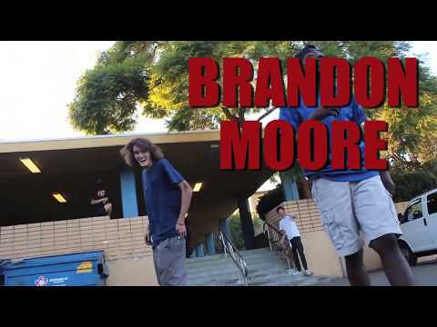MAJER THINGS - Brandon Moore