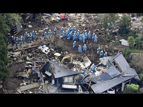 Ιαπωνία – Σεισμός: Εκτιμήσεις για δεκάδες εγκλωβισμένους στα συντρίμμια