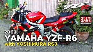 7. 2002 Yamaha YZF-R6