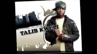 Talib Kweli - Stand to the Side feat Novel amp Vinia Mojica - http://www.Chaylz.com
