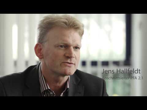 Jens Hallfeldt - Abschnittsleiter PFA 2.1