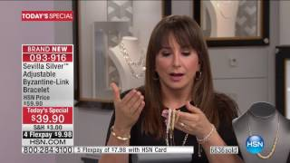 HSN | Sevilla Silver with Technibond Jewelry 01.19.2017 - 12 PM